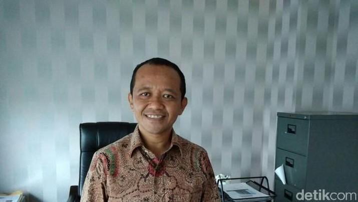 Menteri Pemuda dan Olahraga, Bahlil Lahadalia (Zulfi Suhendra/detikFinance)