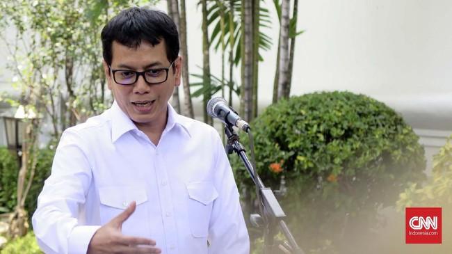 Wishnutama: Saya Diminta Jokowi Tingkatkan Kreatifitas Bangsa
