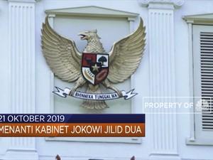 Menanti Kabinet Jokowi 2.0 hingga Aksi Unjuk Rasa di Chile