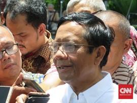 Mahfud Usai Jumpa Jokowi: Saya Diminta jadi Menteri