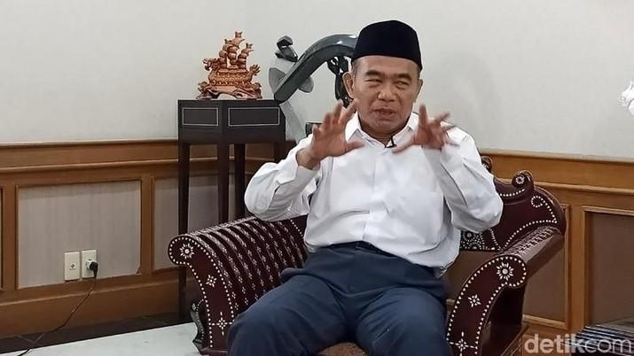 Muhadjir Effendy (Erwin Dariyanto/detikcom)