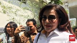 Tetty Paruntu Klaim ke Istana karena Undangan dari Jokowi
