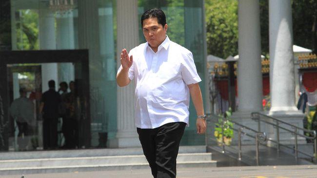 INAF MYRX IHSG DMMX Erick Thohir dan Wishnutama Jadi Menteri, Emiten Ini Mau IPO