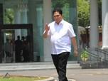 Jadi Menteri Jokowi, Erick Thohir Mundur dari Jabatan Ini