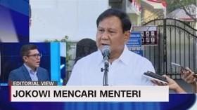 VIDEO: Prabowo Jadi Menteri, Ini Kata Pengamat Politik