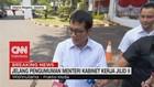 VIDEO: Erick Thohir dan Wishnutama Merapat ke Istana