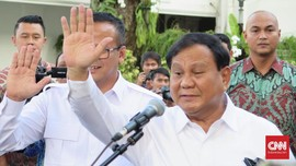 Prabowo Instruksikan Pegawai Kemenhan Tidak Mudik Lebaran