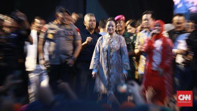 Kabinet Jokowi, Puan Sebut Empat Kementerian Berubah