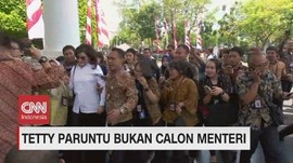 VIDEO: Tetty Paruntu Bukan Calon Menteri