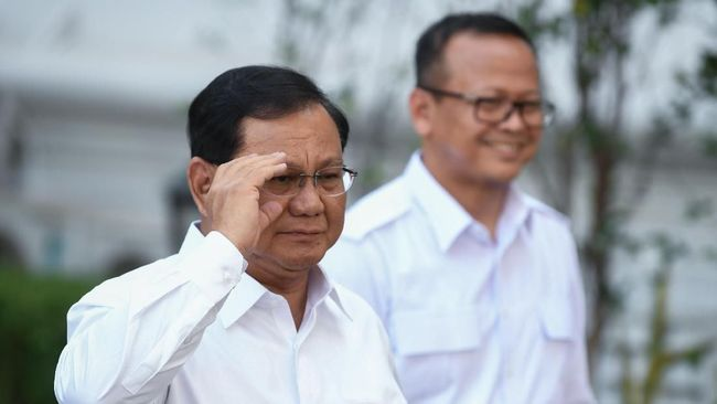 Prabowo Mengaku Diminta jadi Menhan, Netizen Riuh