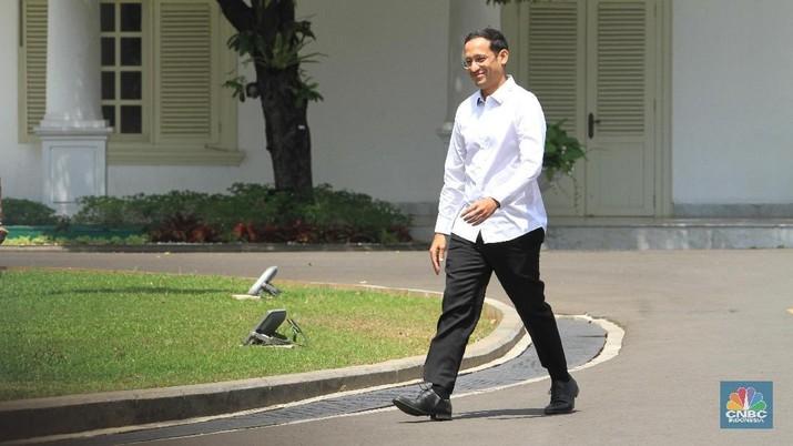 Demikian disampaikan Nadiem pada acara Indonesia Digital Economy Summit 2020 di The Ritz-Carlton Hotel, Pasific Place, Jakarta, Kamis (27/2/2020).