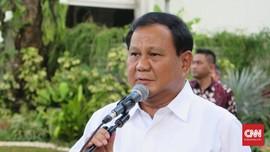 Prabowo Tunjuk 5 Jubir Resmi Gerindra, Tak Ada Nama Poyuono