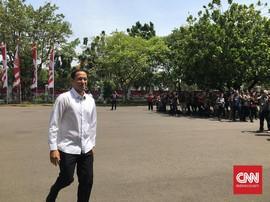 Nadiem Makarim dan Tetty Paruntu ke Istana Susul Mahfud MD