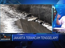 Jakarta Tenggelam? Begini Penjelasan Kementerian ESDM