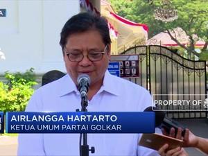 Lagi, Airlangga jadi Menteri Kabinet Jokowi 2.0?