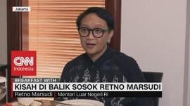 VIDEO: Kisah di Balik Sosok Retno Marsudi