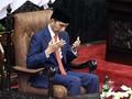 Jokowi Kejar Menteri Baru Benahi Defisit Neraca Dagang