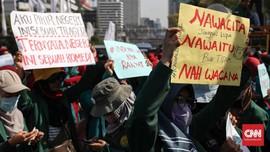Mahasiswa Kembali Demo Jokowi, Singgung Pelanggaran HAM