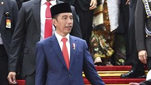 Jokowi soal Perppu: UU KPK Belum Berjalan