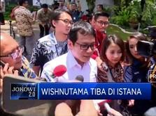 Usai Temui Jokowi, Para Calon Menteri Buka Suara