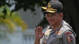 Polri soal Tito Temui Jokowi di Istana: Mungkin Jabatan Baru