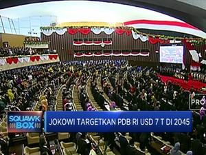 Jokowi Targetkan Indonesia 5 Besar Ekonomi Dunia. Mungkinkah?