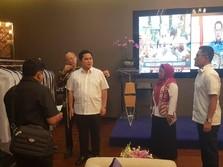 Terungkap! Pemasok Kemeja Putih Para Calon Menteri Jokowi