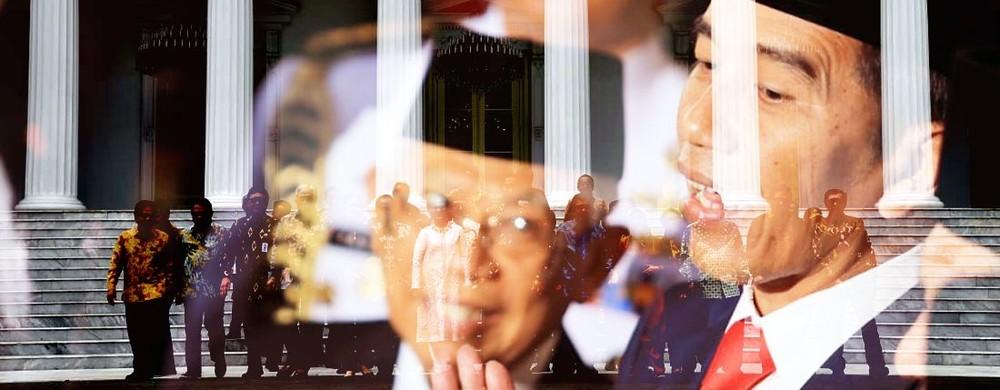 Menteri Baru Kabinet Jokowi-Ma'ruf Amin