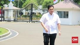 Menteri Erick Thohir Pastikan Ahok Jadi Bos BUMN Energi