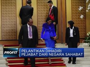 Tamu Berbagai Negara Hiasi Pelantikan Jokowi-Ma'ruf