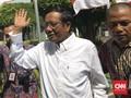 Mahfud MD Mengaku Belum Bahas Perppu KPK Usai Dilantik Jokowi