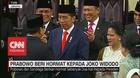 VIDEO: Prabowo-Sandi Beri Hormat Kepada Presiden Jokowi
