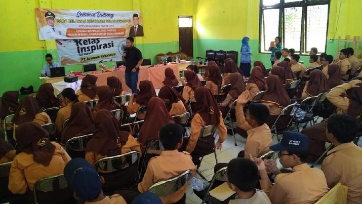 Ini Cara Arutmin Laksanakan Program SDGs di Bidang Pendidikan