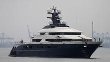 Kapal Skandal 1MDB Dilaporkan Dijual Rp2,8 Triliun