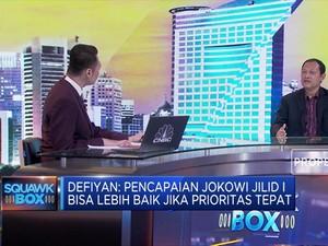 Ekonom: Jokowi Perlu Rampingkan Kabinet