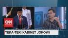 VIDEO: Teka-Teki Kabinet Jokowi
