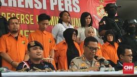 Salah Satu Pendana Bom Ketapel Mantan Relawan Capres