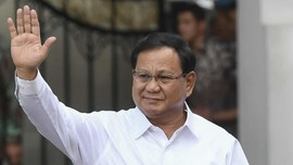 Prabowo Menteri Populer, Gerindra Klaim Jalankan Visi Jokowi