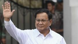 Prabowo Tanggapi Santai Tudingan Lembek soal Natuna
