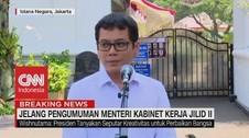 VIDEO: Wishnutama Akui Bersedia Jadi Menteri Jokowi