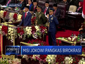Siap-siap, Jokowi akan Pangkas Eselon
