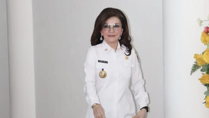 Ketua MPR Bambang Soesatyo mengaku kaget salah satu kadernya yakni Tetty Paruntu, dipanggil menjadi salah satu calon menteri.