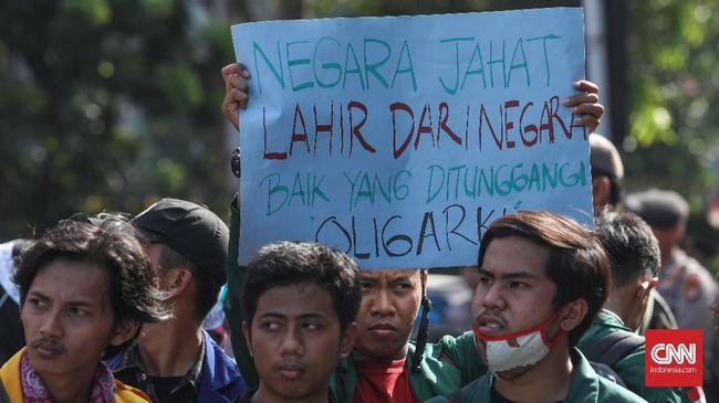 Jelang Demo, Mahasiswa Sebut Ada Upaya Penggembosan Gerakan