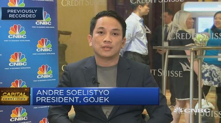 Andre Soelistyo (CNBC.com)