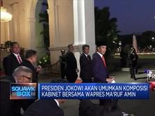 Siap-siap! Pengumuman Kabinet Jokowi 21 Oktober