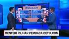 VIDEO: Menteri Pilihan Pembaca Detik.com