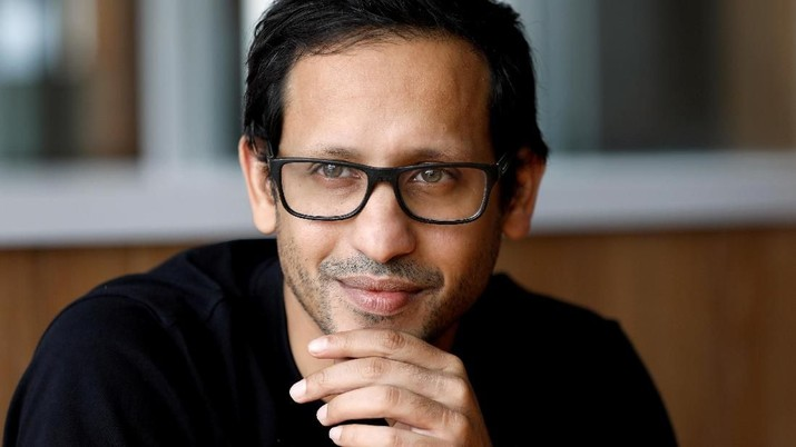 Nadiem Makarim Mendikbud, Netizen: Siswa Telat Dijemput Gojek