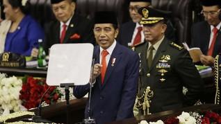 Jokowi Dikritik, Ingin Investasi tapi Tak Singgung Korupsi