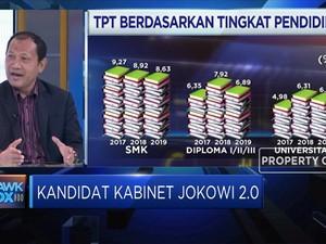 Kata Ekonom, Jokowi Harus Pangkas UU Penghambat Menteri