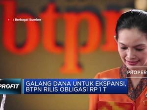 Galang Dana untuk Ekspansi, BTPN Rilis Obligasi Rp 1 Triliun